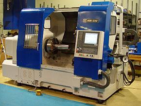 Mori Seiki SL6 Machine Tool After