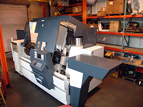 Warner & Swasey SC-28 Machine Tool After