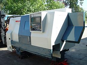 Mori Seiki SL-25 Machine Tool After