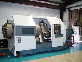 Mori Seiki SL-80 Machine Tool After