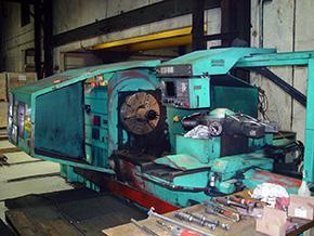 Mazak Power Master Machine Tool Before