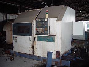 Mori Seiki SL-80 Machine Tool Before