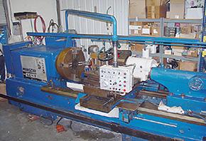 Mori Seiki LL7 Machine Tool Before