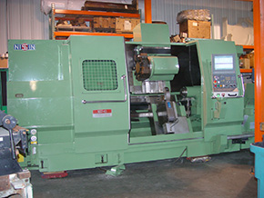 Nissin NTS-40 Machine Tool After