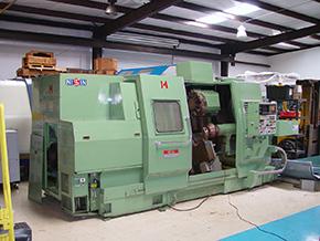 Nissin NTS-40 Machine Tool Before