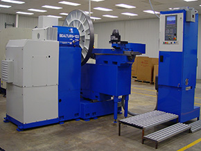Sealturn-103 Machine Tool Before