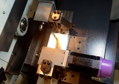 High Precision CNC Turning Center SC-32 & MX - 3