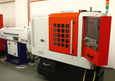 High Precision CNC Turning Center SC-32 & MX - 5