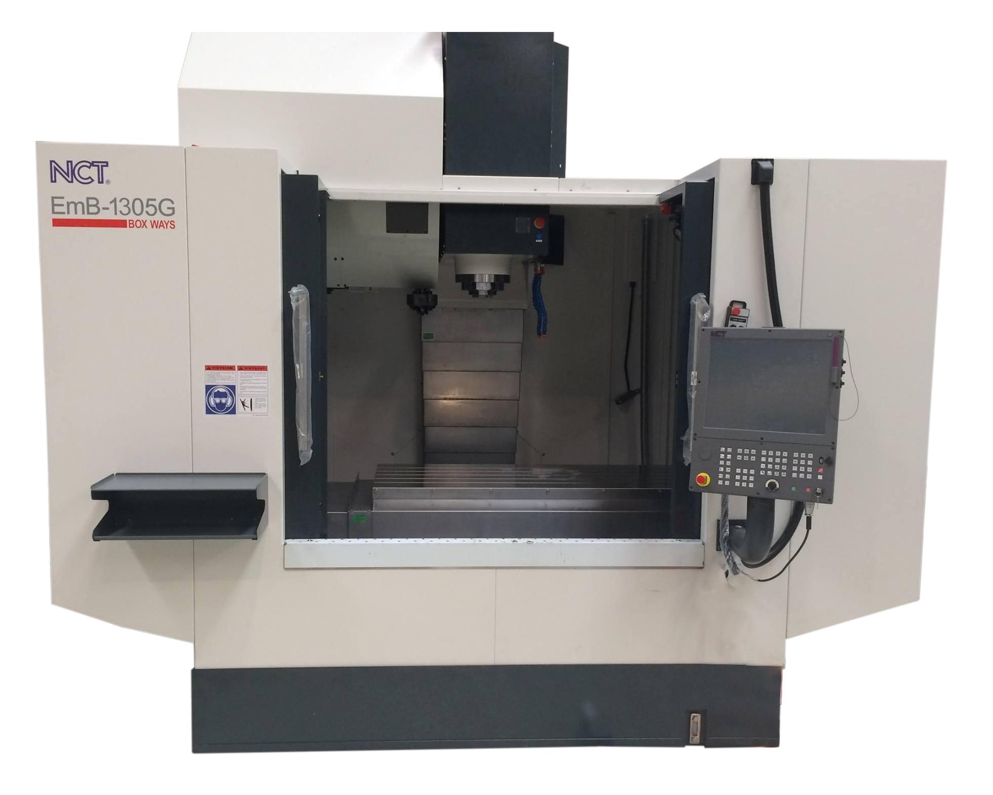 EmB-1300 vertical machining centers
