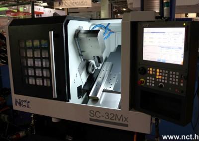 High Precision CNC Turning Center SC-32 & MX - 2
