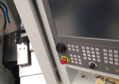 High Precision CNC Turning Center SC-32 & MX - 4