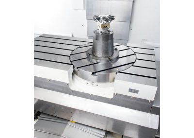 EML-5th axis table