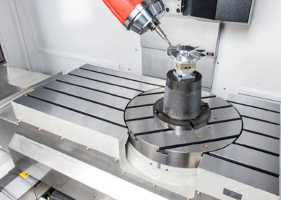 EML-_5 axis milling